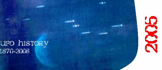 UFO History 1870-2008: Year 2005 [2]